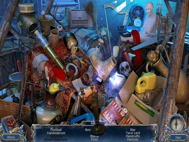 Legends Of The Twilight is a collection of six hidden object